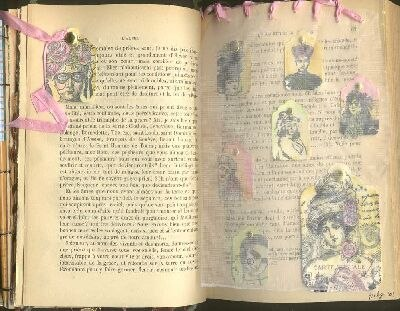 Helga in Gillians book Feb