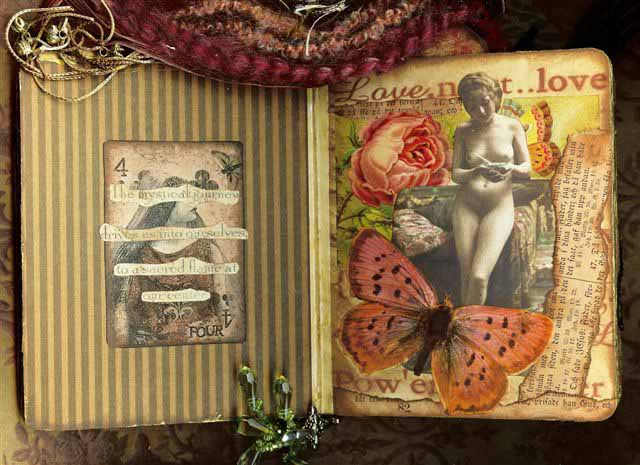 Altered book 4