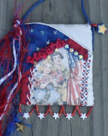 4th July pouch