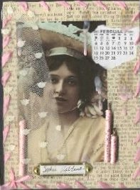 Helga Strauss, Calender Page