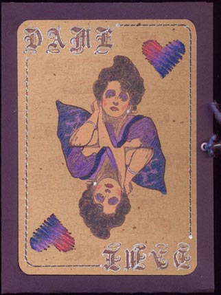 Patti Sandeham, Secret Valentine folder cover