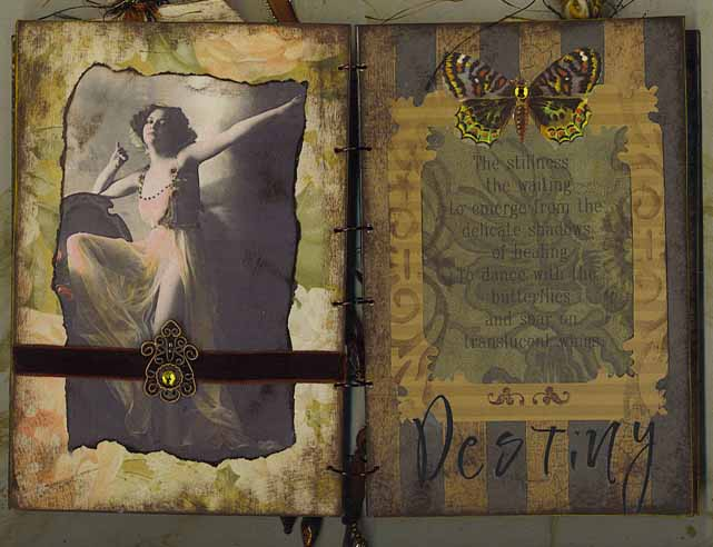 Altered Book Discover 3