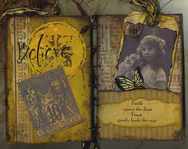 Altered Book Discover 4