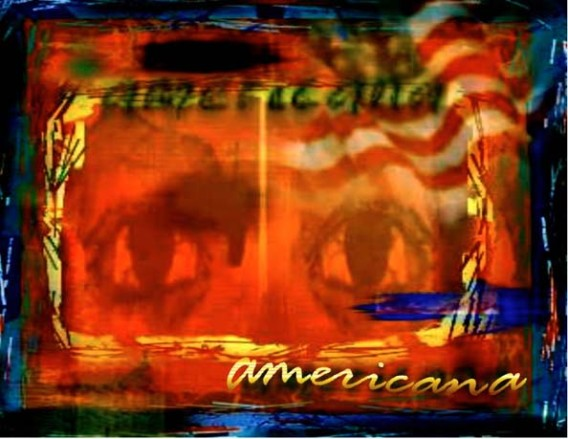 Catherine Withrow/americana/digital artwork created with PhotoImpact6