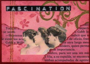 Harriet Picker Atc, Fascination