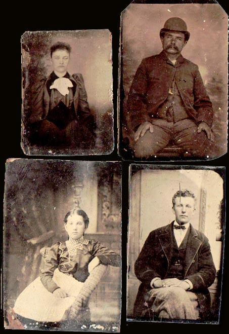 Tintypes sent in by, Perez