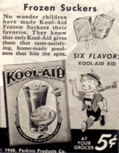 40's ad sent in by Cindy Hogg