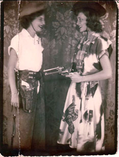 Vintage image, sent in by Shoshanah Jennings