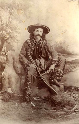 Vintage Photo, Texas Ranger